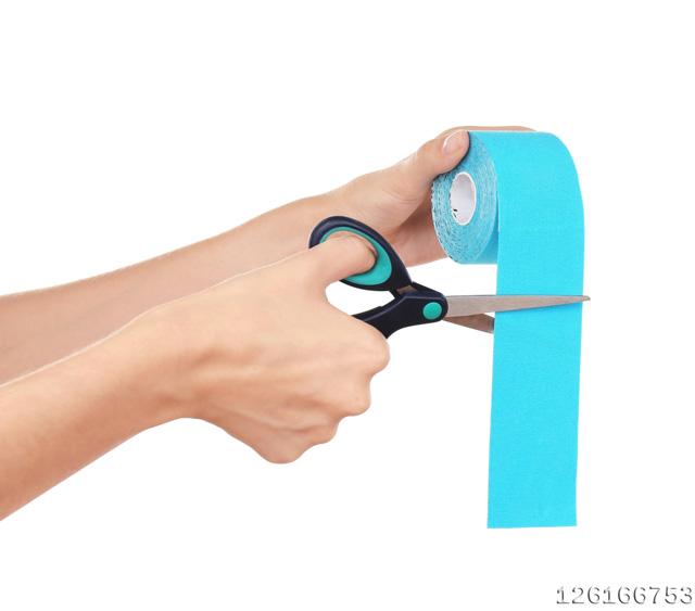 Handgelenk tapen